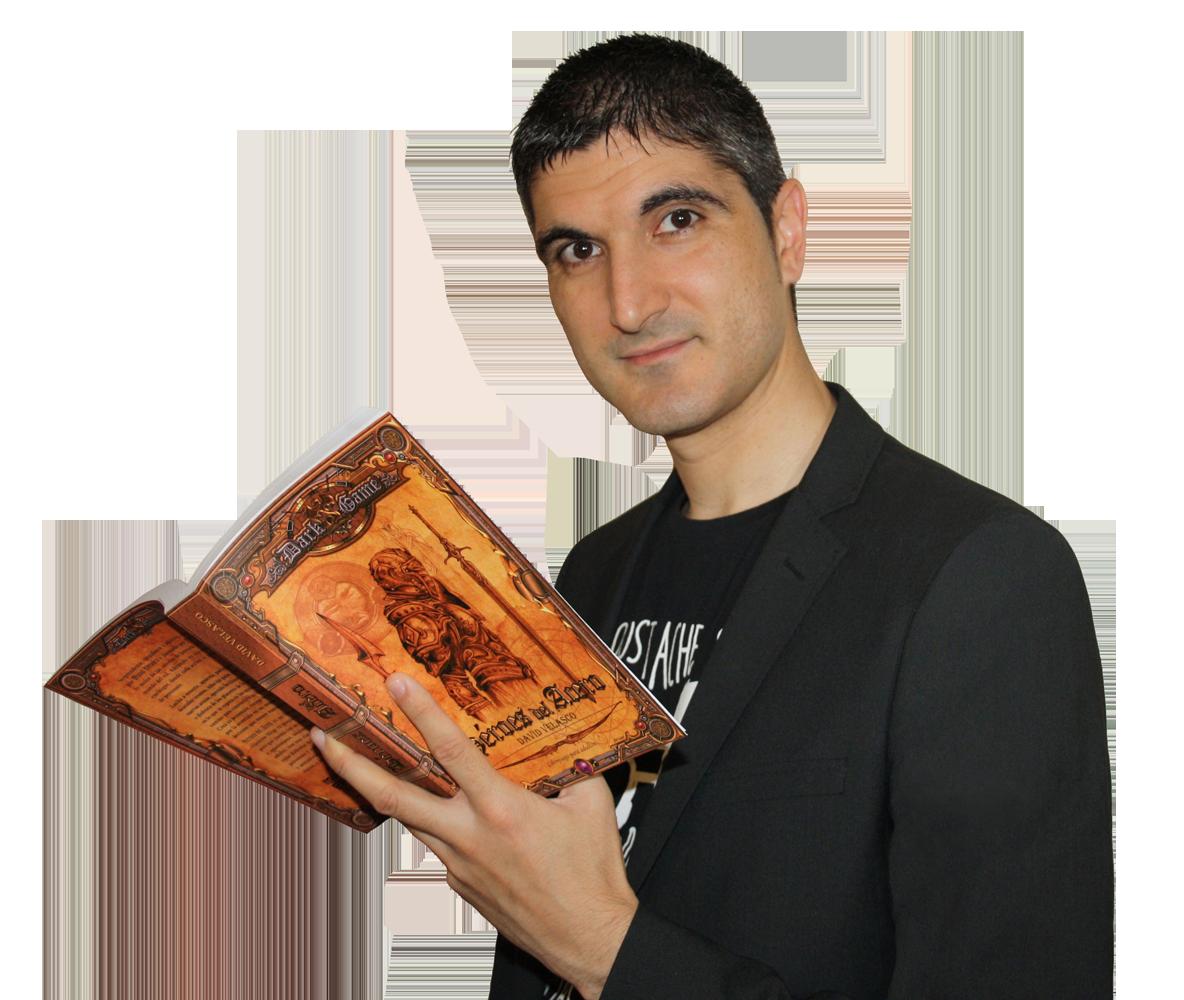 David Velasco, escritor y periodista