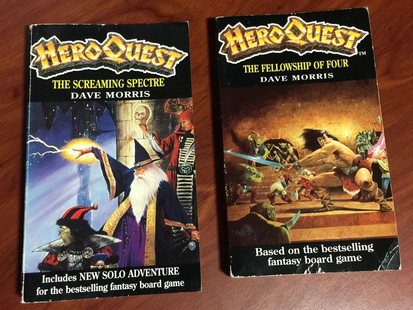 Librojuegos HeroQuest
