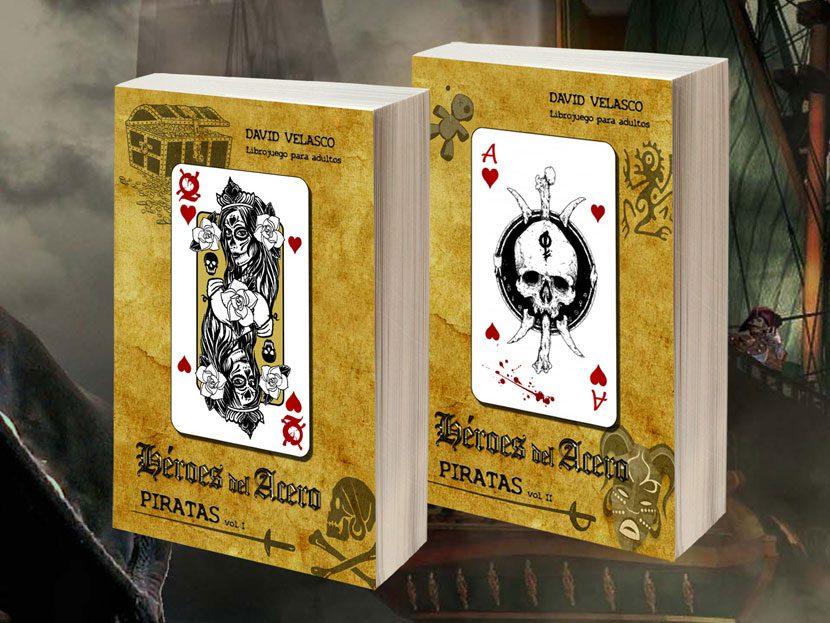 Librojuegos Héroes del Acero, Piratas