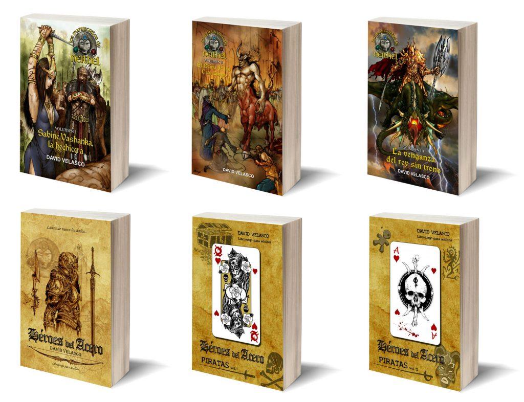 Los Manuscritos de Neithel y Héroes del Acero
