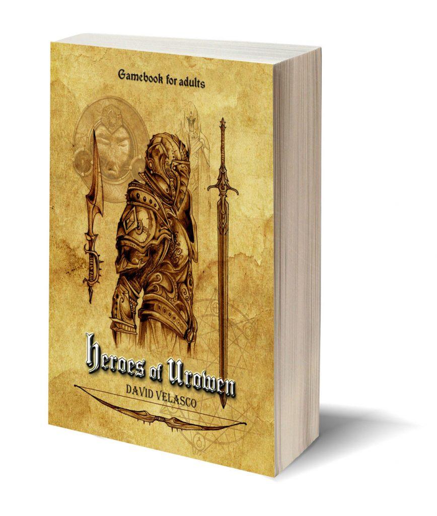 Gamebook Heroes of Urowen